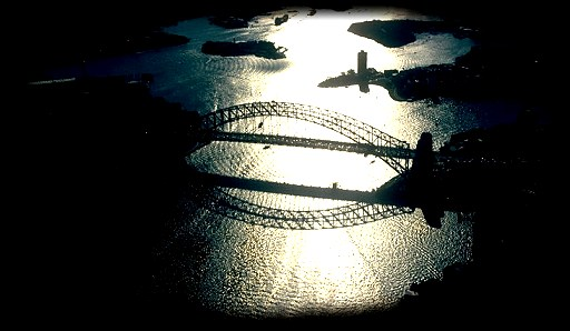 Sydney from the perspective of Waterwings